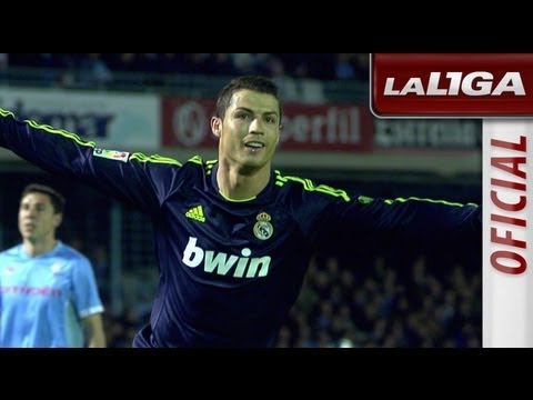 Resumen de Celta de Vigo (1-2) Real Madrid  - HD - Highlights