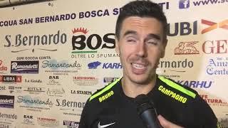 Serie A Banca d'Alba-Moscone Play-off - Prima ritorno