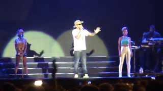 Pharrell Video - Pharrell Williams live at North Sea Jazz, Rotterdam 2014-07-11 (part 1)