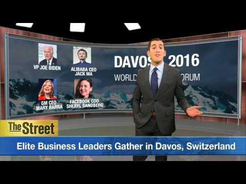 Jack Ma, Mary Barra and Sheryl Sandberg Among Business Elite Attending World Economic Forum