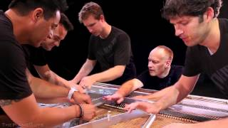 One Direction What Makes You Beautiful 5 Piano Guys 1 Piano Thepianoguys