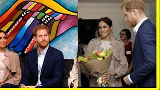 "Prince Harry and Meghan ""AUCKLAND"" Nueva Zelanda 