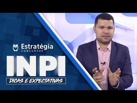 Concurso INPI - Análise Pré-edital