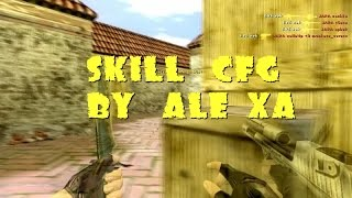 config for CS 1.6 / aim cfg