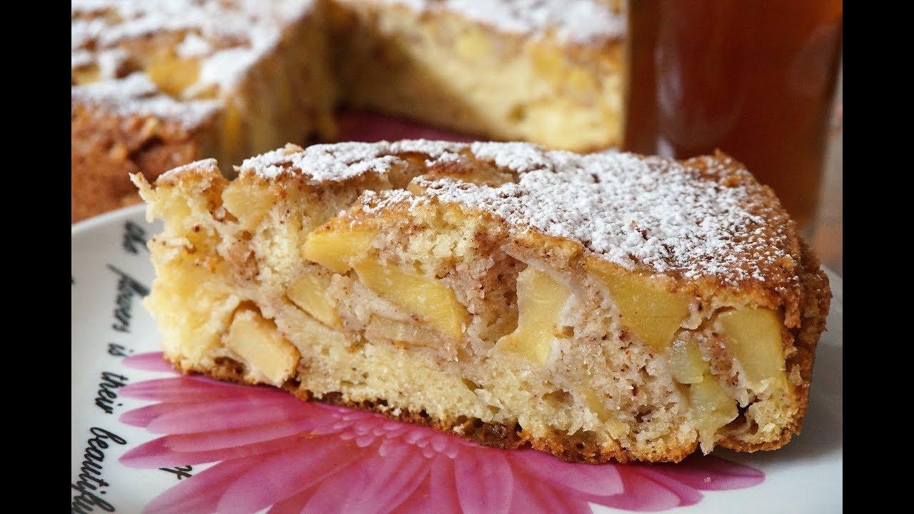 Яблочный пирог по-польски рецепт с фото пошагово. Как 47