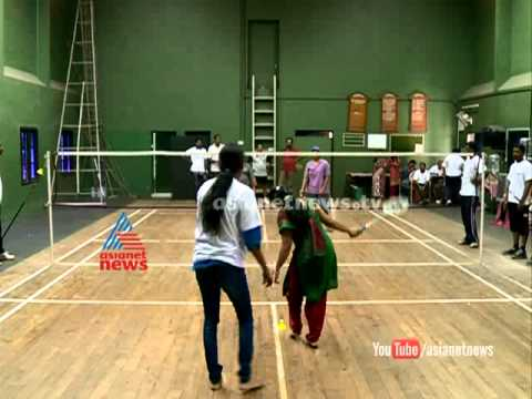 Asianet News familymeet : Sports events held in Trivandrum Club