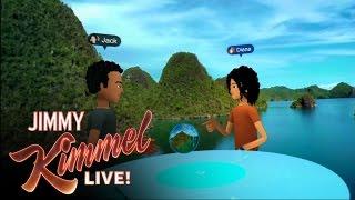 Facebook Spaces Virtual Reality Demo