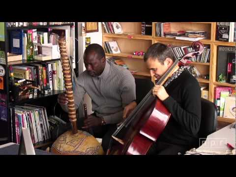 Ballake Sissoko And Vincent Segal: NPR Music Tiny Desk Concert