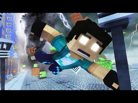 Minecraft: UM TORNADO!! #04 ( O SONHO)
