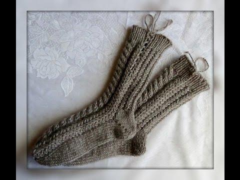 Вязать носки светлана берсанова