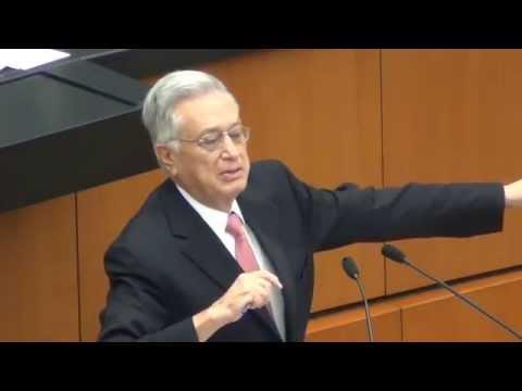 Trabajadores de PEMEX a punto de ser masacrados: Senador Manuel Bartlett