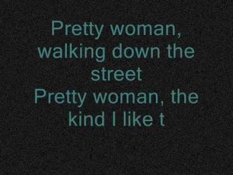 Pretty Woman Lyrics - Tom jones