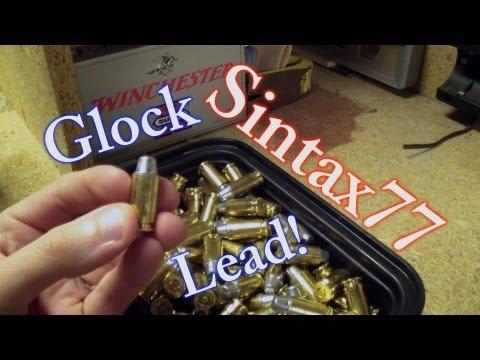 Glock Reloading - Lead Bullet Dangers? (Hornady Lock-n-Load .40 cal)