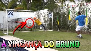 A REVANCHE DO BRUNO CONTRA MIM!