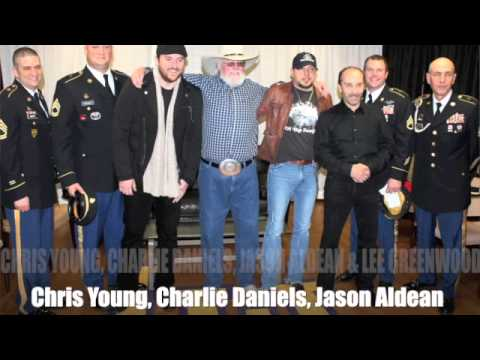 Jason Aldean & The Band Perry Celebrate #1's