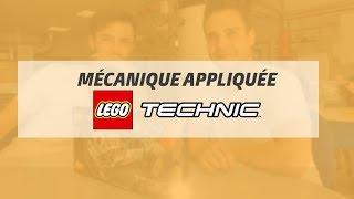 Top chrono : construction d'un Lego Technic !