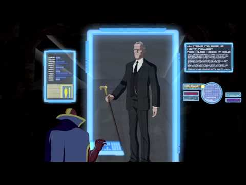 "YOUNG JUSTICE ""Denial"" w/ DOCTOR FATE - Animated TV Series on Friday at the Cartoon Network"