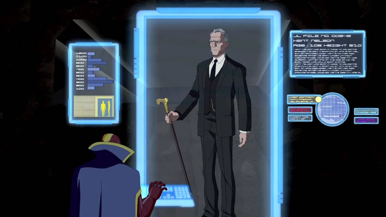 young justice  u0026quot denial u0026quot  w   doctor fate