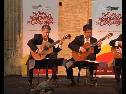 Cuarteto los Romero. Cordoba Guitar Festival 2009