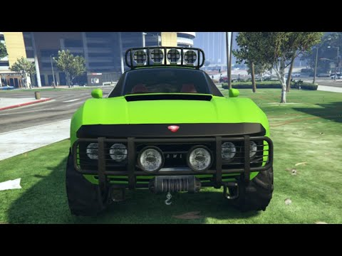 GTA 5 Online - New COIL BRAWLER Gameplay & Customization (GTA 5 ill Gotten Gains Update)
