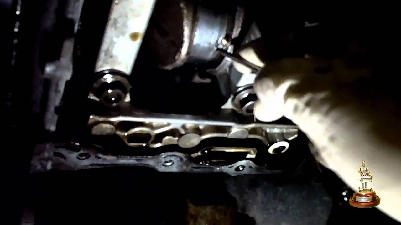 Ford Escape Oil Change 2007 Ford Escape 2.3 Liter Engine Knock - YouTube