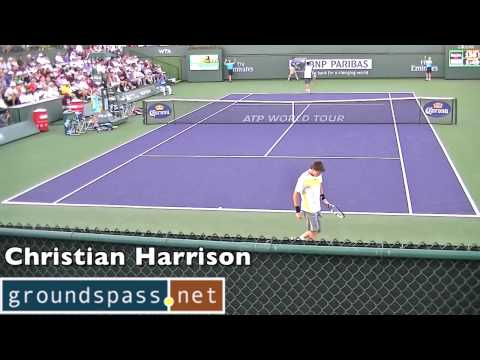 GroundsPass.net: 2013 BNP Paribas Open