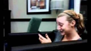 Blondes Read Dumb Blonde Jokes