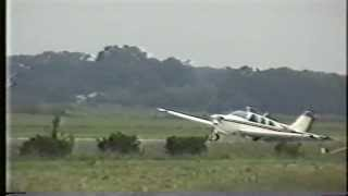 Bonanza Landing Accident