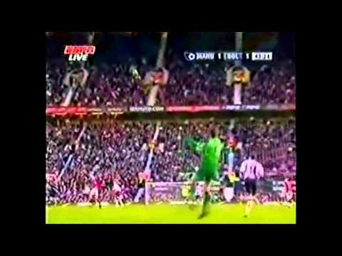 Louis Saha Goals- Manchester united!