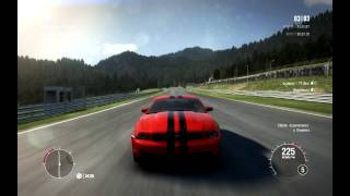 GRID 2, FORD MUSTANG BOSS (Red Bull, GP Circuit)