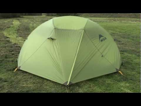 MSR Hoop 2 Person Tent - 4 Season. Backpacking. Lightweight Tent