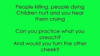 Where Is The Love Black Eyes Peas Lyrics