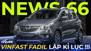 """[Xế Cưng News 66] Vinfast Fadil lập kỷ lục, Ford Ranger vẫn là """"VUA"""", Kia nhá hàng mẫu Kia Seltos…"""