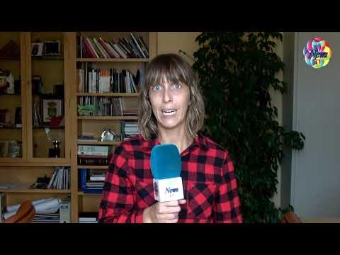 Rocío Vicente, concejala del equipo de gobierno analiza el pleno del mes de noviembre