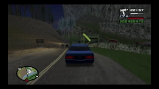 Grand Theft Auto (GTA) : San Andreas episode 4