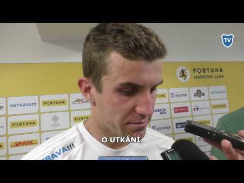 FNL: rozhovor s Petrem Bredou po utkání s Vlašimí (2:0)