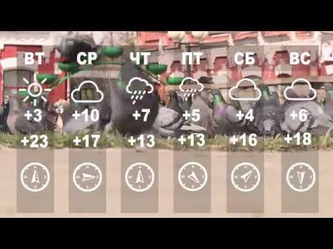 Прогноз погоды Ош - Foreca