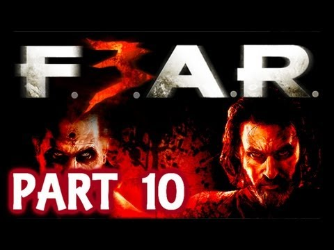 Fear 3 Walkthrough With Live Commentary Part 10 ( FEAR 3 F3AR ) 2011 – Suburbs
