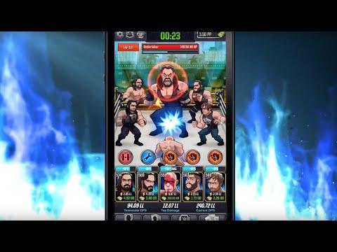 WWE Tap Mania - Launch Trailer