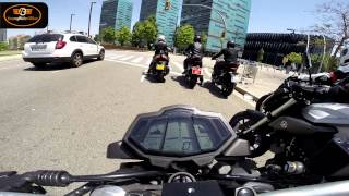 Yamaha MT-125 – First Ride GoPro | YoungRider125cc