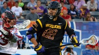 Major League Lacrosse: Best Plays of 2012