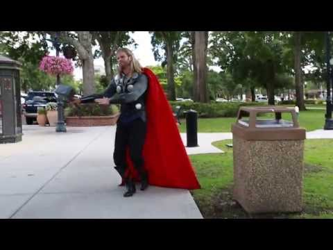 Prancercise: A Fitness Workout with Thor!