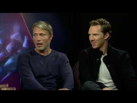 FaceBook Interviews With Scott Derrickson, Mads Mikkelsen, And Benedict Cumberbatch