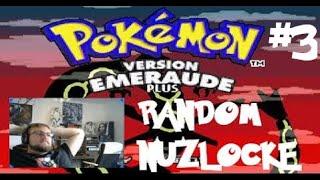 [POKEMON EMERAUDE PLUS] Nuzlocke + Random épisode 2 : Le kebab Mega évolué - TUHOG