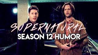 Supernatural Season 12 HUMOR || It's a Harry Potter Thing