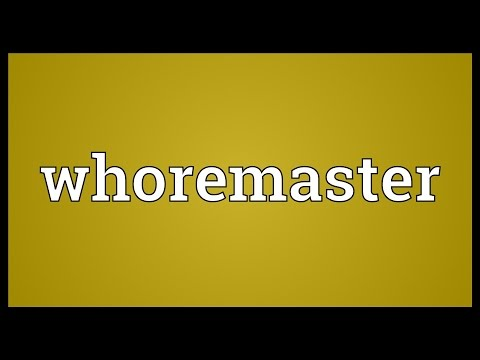 Header of whoremaster