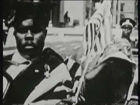 Italian Invasion Of Ethiopia 1935 video
