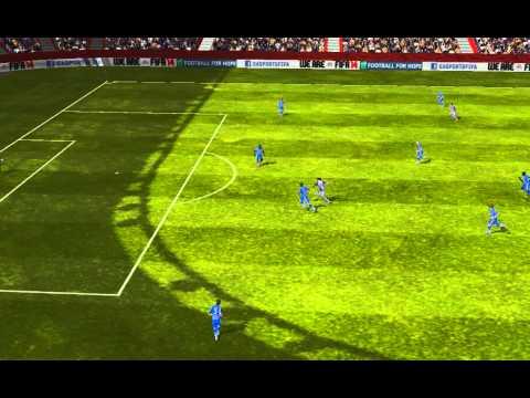 FIFA 14 Android - Togo FC VS Esbjerg fB