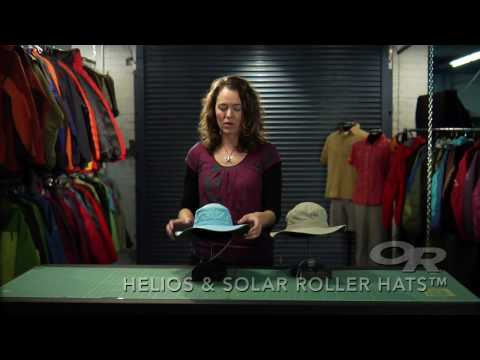 Video: Helios Sun Hat