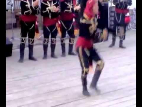 Georgian Old People Are Dancing - Acharuli
